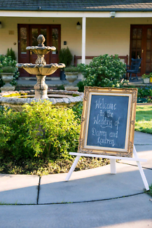 Chalkboard & Easels - Weddings / Baby Showers / Engagements