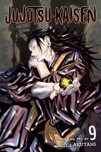 Jujutsu Kaisen Vol. 9 By Gege Akutami, English Manga, Free Expedited Shipping!
