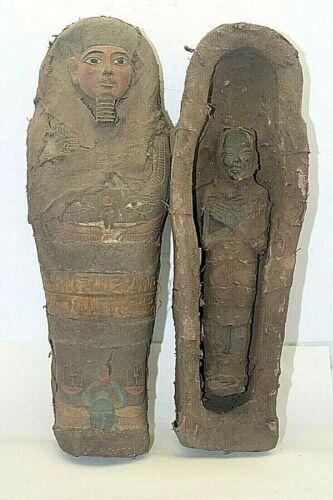 RARE ANCIENT EGYPTIAN ANTIQUE Mummification King Tomb 1985-1852 BC