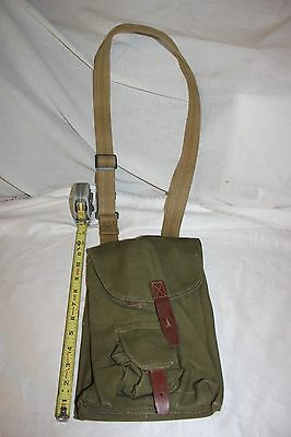 1 Military Issue  AK-47 4 Cell Magazine Pouch for 40 Round Magazines