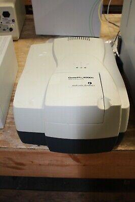 Axon Instruments Genepix 4000b Laboratory Imaging Microarray Scanner