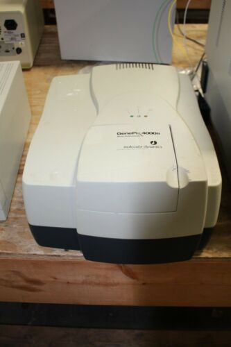 Axon Instruments GenePix 4000B Laboratory Imaging  Microarray Scanner