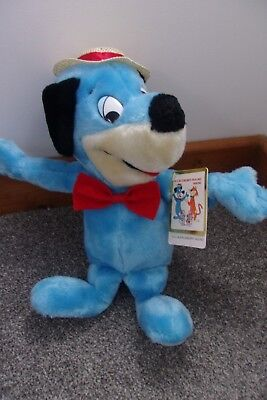 Huckleberry Hound Soft Toy from Disney World Florida with Tag - 34cm High