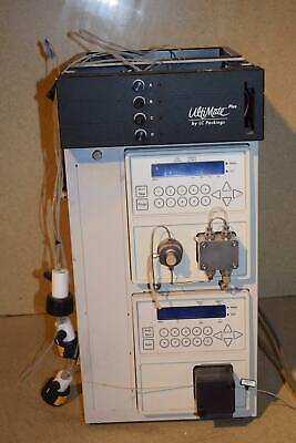 Lc Packings Ultimate Hplc Liquid Laboratory Chromatograph Pump System