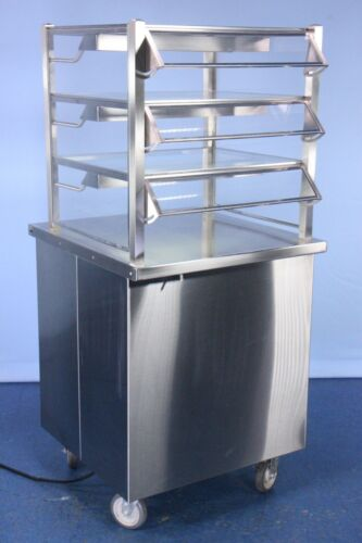 Colorpoint 28-ST Buffet Line Dessert Station Refrigerated Salad Station Warranty