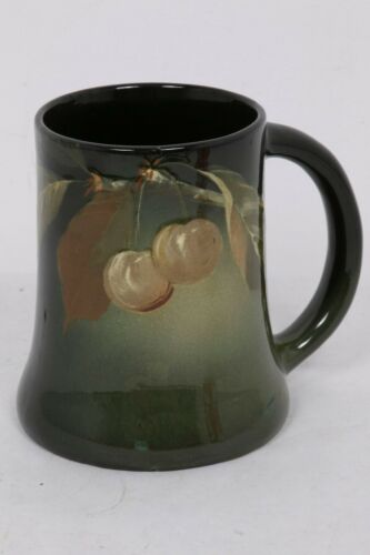 ANTIQUE HAND PAINTED WELLER DICKENSWARE STEIN