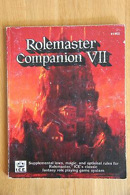 ICE - Rolemaster Companion VII (1993)
