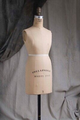 Wolf Brand Dress Form Childs Size 7 1982 Version