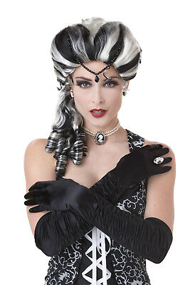 Victorian with Side Curls Adult Vampire Costume Wig - 70678 (Victorian Wig)