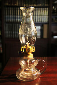 OIL LAMP - Finger Lamp Kerosene Oil Lamp