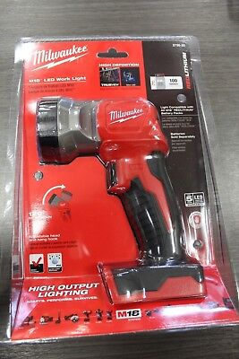 Milwaukee 2735-20 M18 Cordless LED Work Light 18v