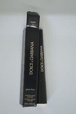 Dolce&Gabbana Glam Liner Intense Liquid Eyeliner BNIB 2.45ml --#5 Peacock--