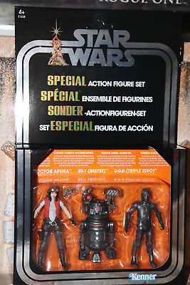 Doctor Aphra 0-0-0 And BT-1 Star Wars The Vintage Collection 2018