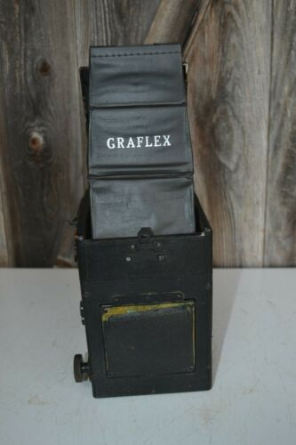 Vintage R.B. Graflex-Series B Curtain Aperture Camera
