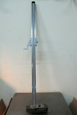 Starrett 50 Master Vernier Height Gage No. 254
