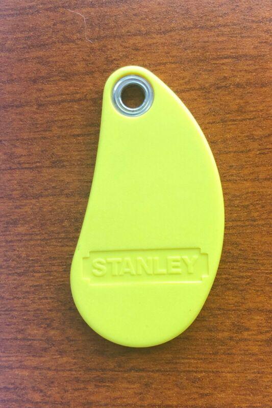 STANLEY PAC PROXIMITY KEYFOB (10 PACK) 7S-STFOB YELLOW