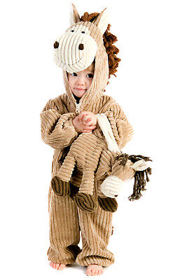Corduroy Horse Pony Costume Baby Infant Toddler 6 9 12 18 months 2T 2 Boys Girls](Toddler Horse Costumes)