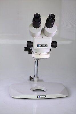 Meiji Techno Emz-8tr Trinocular Zoom Stereo Microscope