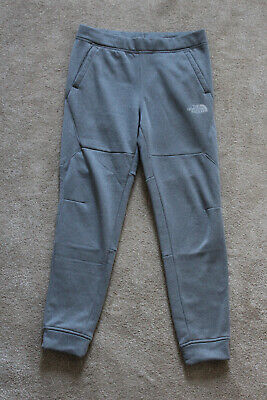 The North Face Mittelegi Track Pants Junior Grey Size UK Youth L Large RRP £55