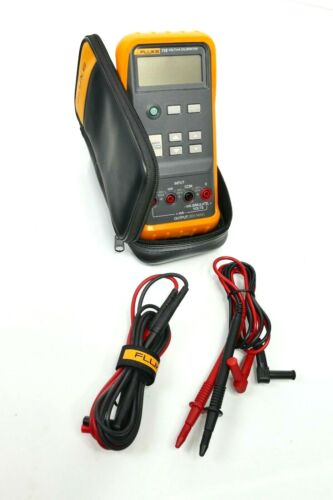 Fluke 715 Stromgeber / Schleifenstromgeber VOLT/mA Calibrator