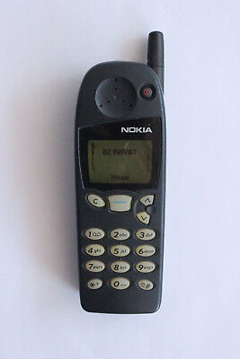 Nokia 5110 - Dunkelblau (Ohne Simlock) Handy for sale  Shipping to South Africa