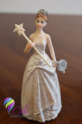 QUINCEANERA 15 BIRTHDAY SWEET 16 CAKE TOPPER PARTY DECORATION FIGURINE FAVOR 6