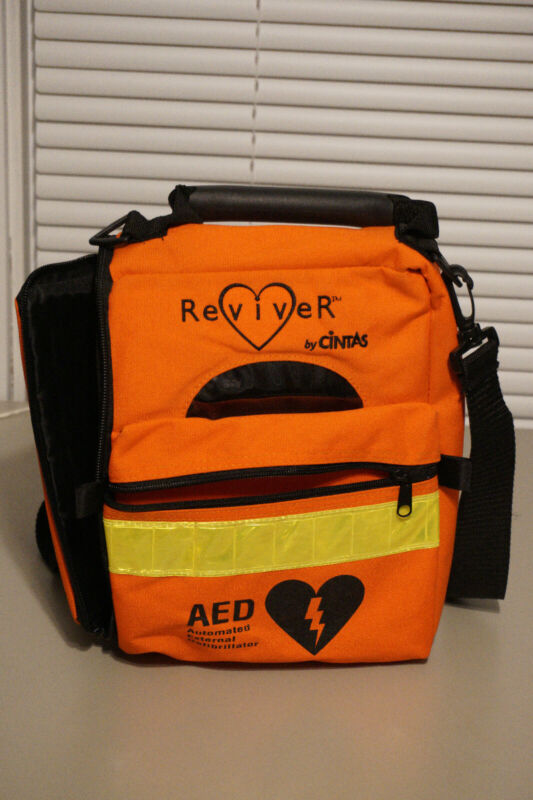 Defibtech view AED Soft Carry Case Defibrillator case