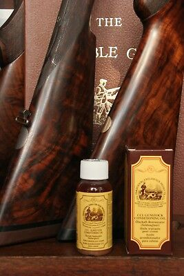 CCL GUNSTOCK CONDITIONING OIL-- FOR THE BEST ENGLISH STYLE HAND-RUBBED