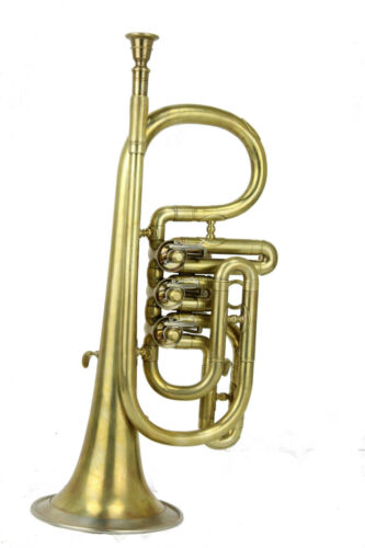 Antique Bb Cornet