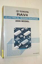2006 Toyota Rav4 Electrical Wiring Diagram Service Repair ...