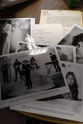 STARDUST original 1975 movie presskit + 7 still photos DAVID ESSEX/KEITH MOON