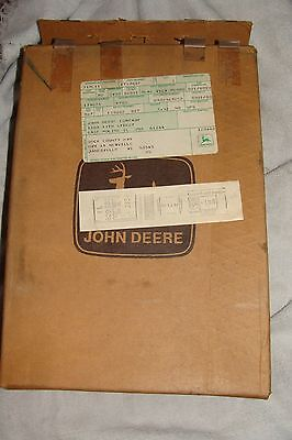John Deere Original Genuine Part At57697 Rear View Mirror Nos