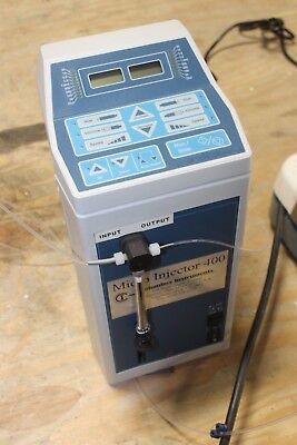 Hamilton Columbus Instruments Micro Injector 400