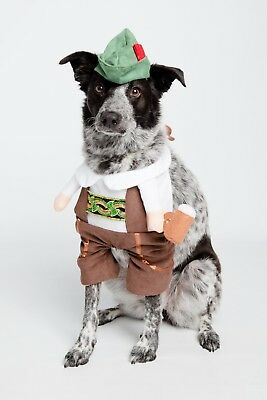 Pet Krewe German Oktoberfest Dog Costume  - Dog Oktoberfest Costume
