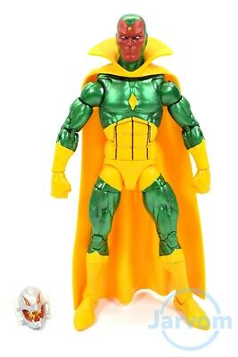 "Marvel Legends 6"" Inch Vintage Retro Classic Vision Loose Complete"