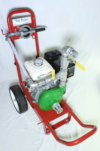 Complete Fire Pump System (includes hoses/fittings/nozzle)