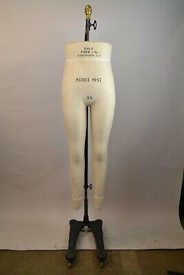 Wolf Vintage Dress Form Mannequin Model 1997