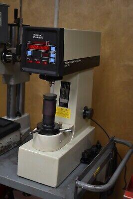 Wilson Rockwell Digital Regular Superficial Rockwell Hardness Tester B523-t