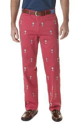 Castaway Clothing  Pant Hurricane Red With (Castaway Clothing)