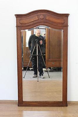 Antik Spiegel Louis Philippe um 1910 Belgien Diele Wohnzimmer