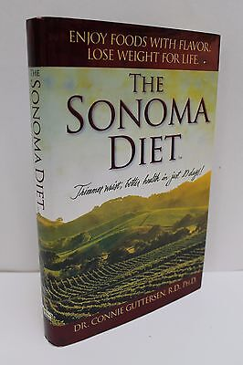 The Sonoma Diet  Trimmer Waist  Better Health In Just 10 Days