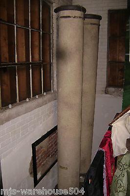 HALLOWEEN PROP HAUNTED HOUSE DOORWAY 11 FT. FAUX CONCRETE COLUMNS PILLARS SET 2](Halloween Doorway)