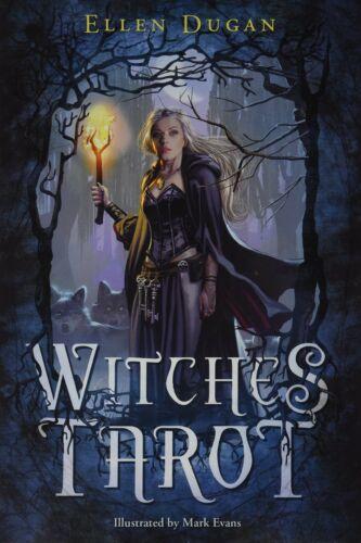 Witches Tarot Deck 78 Cards Divination Prophet Cards SCRATCH/DENT SALE!!!