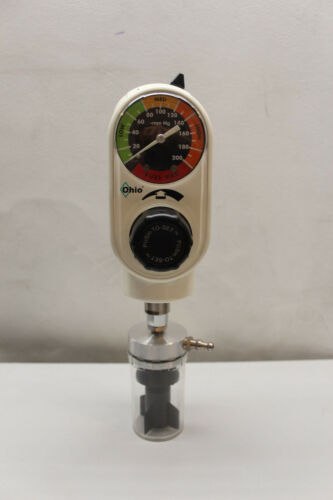 Ohio Medical Suction Regulator Unit Model 1251 *