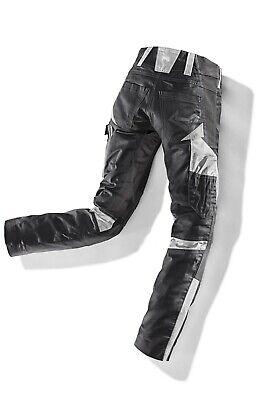 Bullstar Damenhose Arbeitshose Arbeitskleidung worxtar schwarz/grau Gr. 38