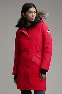 Manteau Canada Goose Jacket Women's (S/P) Red