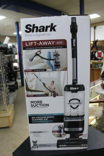 Shark Navigator Lift-Away ADV Upright Vacuum LA322 NEW FREE SHIPPING