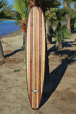 Wood Surfboard Bar Top Shower Vintage Hawaiian Surfboard Wall Art Surf Decor