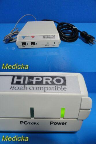 Natus Ref 8-02-590 Madsen Hi Pro Noah Compatible Hearing Aid Programmer ~ 23005