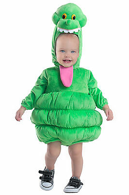 Ghostbusters™ Slimer Deluxe Costume Baby Toddler 6 9 12 18 24months 2T 3T 4T 3 4